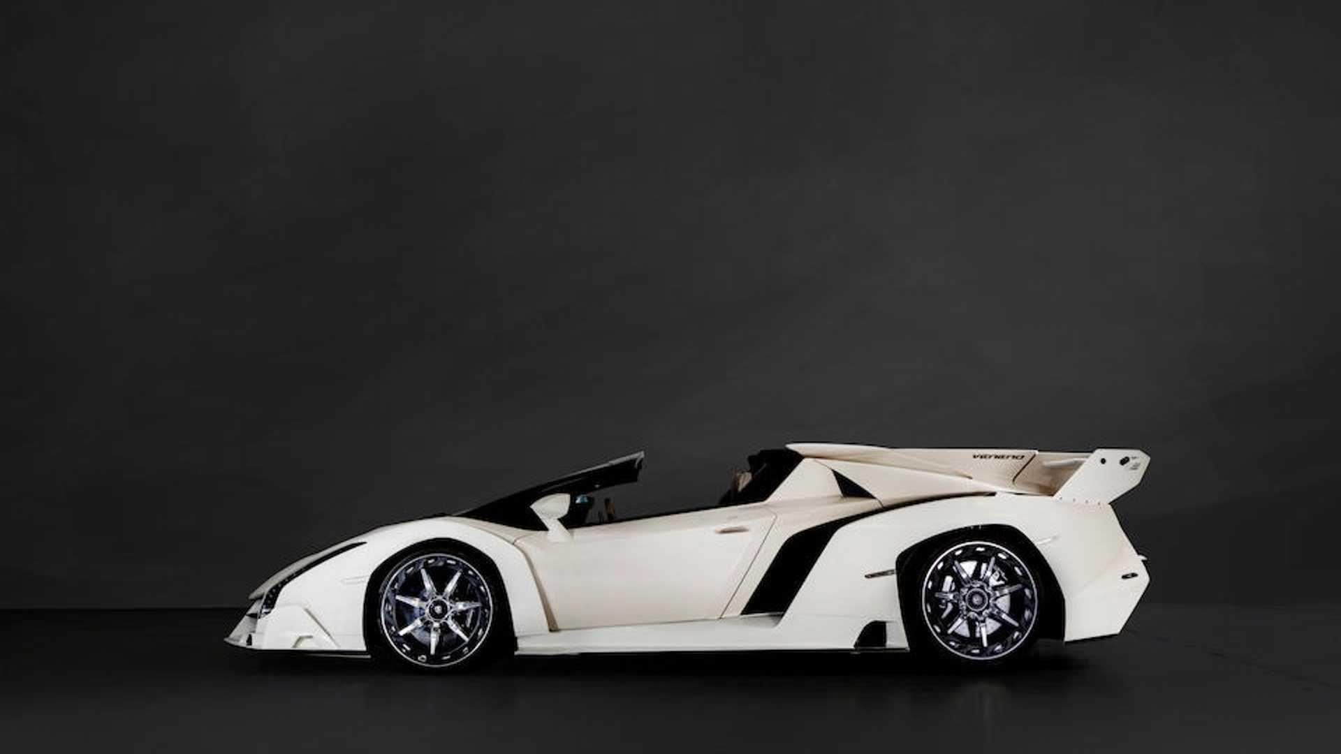 Самый дорогой в истории Lamborghini пустили с молотка 1
