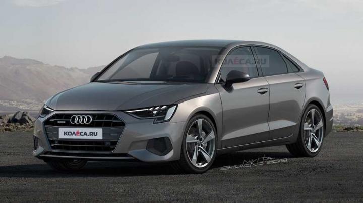 Каким может быть новый Audi A3 1