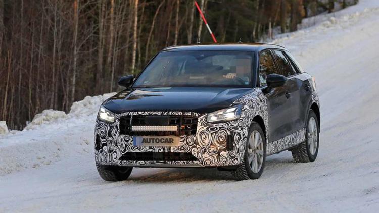 Названа дата дебюта нового кроссовера Audi Q2 1