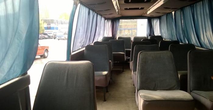 На продажу выставлен редкий микроавтобус ЗИЛ-3207 3