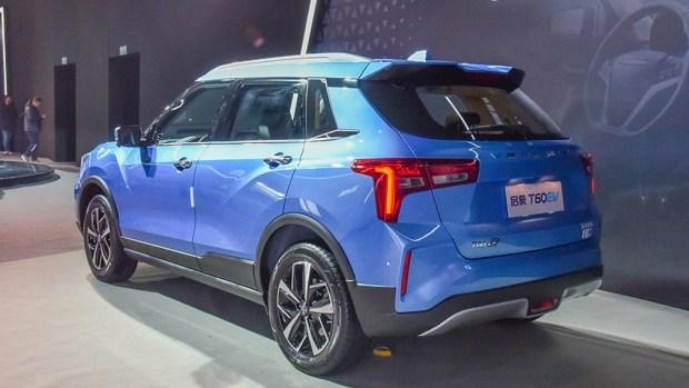 Суббренд Nissan выпустил бюджетный электрокросс c запасом хода более 400 км 3