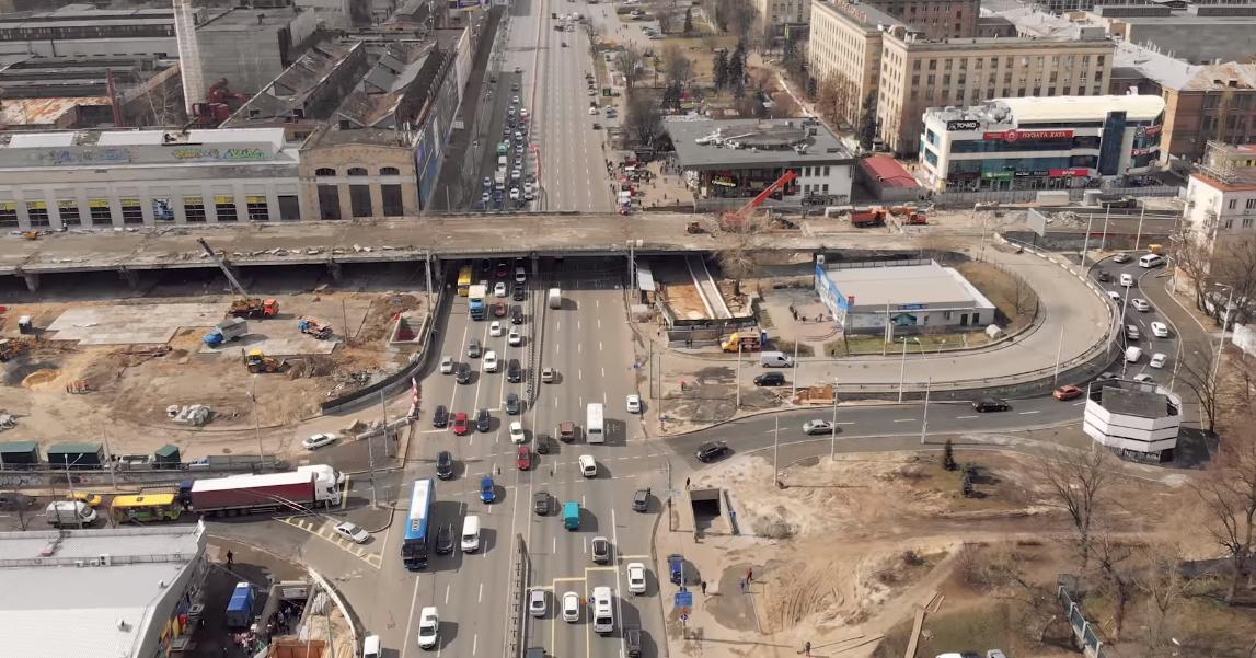 Кличко уверен, что Шулявский мост построят до конца 2019 года 1