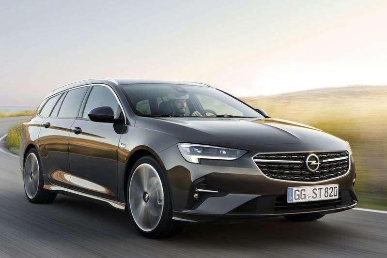 Opel презентовал новую Insignia 1
