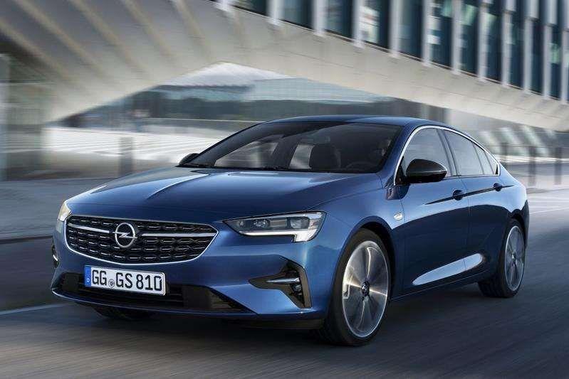 Opel презентовал новую Insignia 2