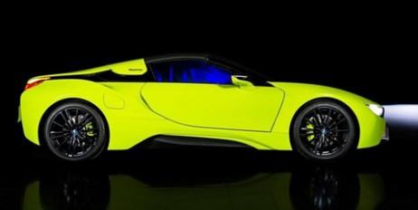 BMW показала уникальный спорткар, который невозможно купить 1