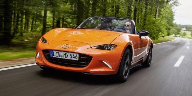 Mazda обдумывает будущее MX-5 1