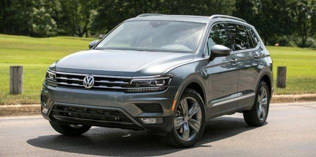 Volkswagen Tiguan стал самым продаваемым кроссовером Европы 1