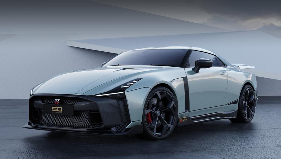 Nissan начнет поставки купе GT-R50 by ItaLDesign в 2020 году 1
