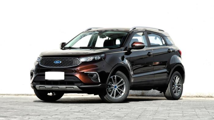 Новый кроссовер Ford бьет рекорды продаж 1