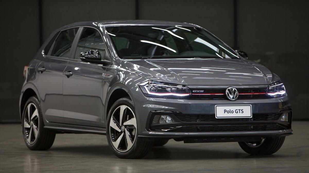 Новый седан VW Polo «зарядили» на 150 сил 4