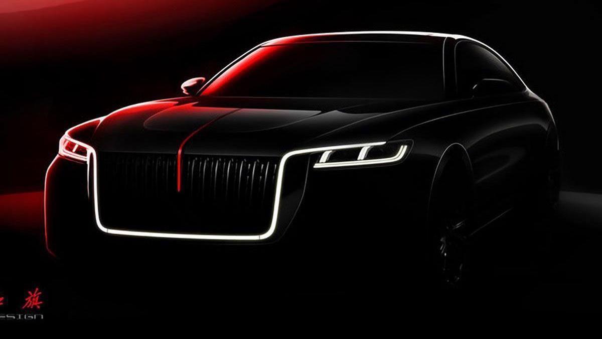 Дизайнер Rolls-Royce нарисовал роскошный китайский седан 1
