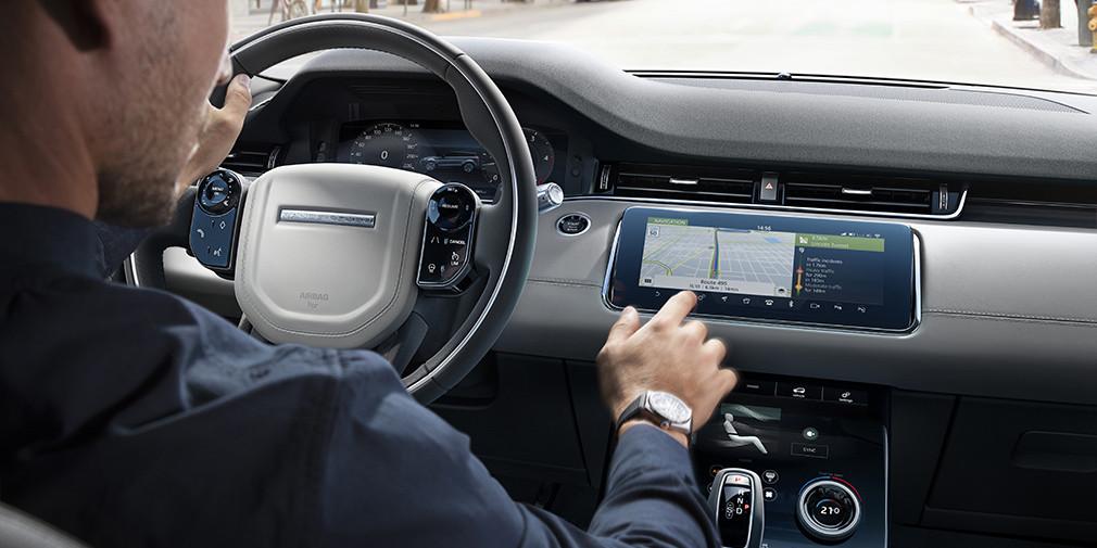 Автомобили Jaguar Land Rover научились загружать новое ПО «по воздуху» 1