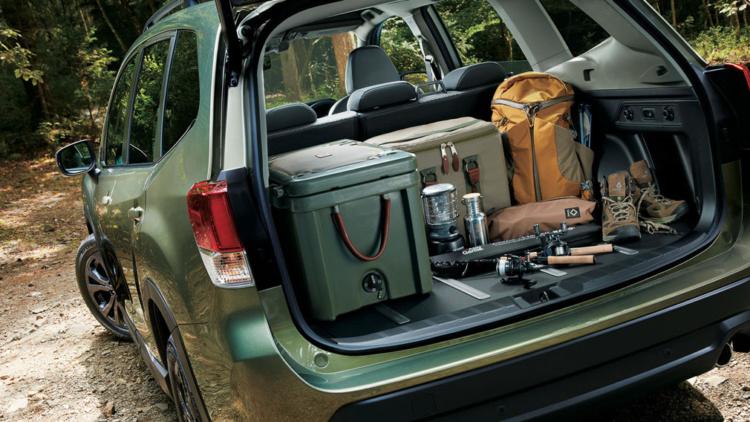 Subaru Forester обзавелся специальной версией 2