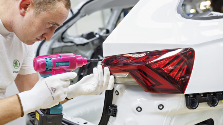 Стартовало производство новой Skoda Octavia 2