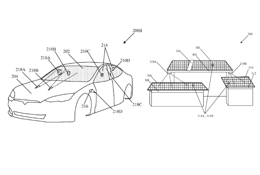 Компания Tesla предлагает заменить «дворники» автомобиля лазерами 1