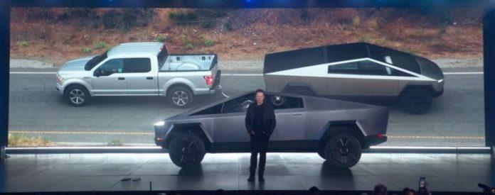 Ford отказывается от битвы с Tesla Cybertruck 1
