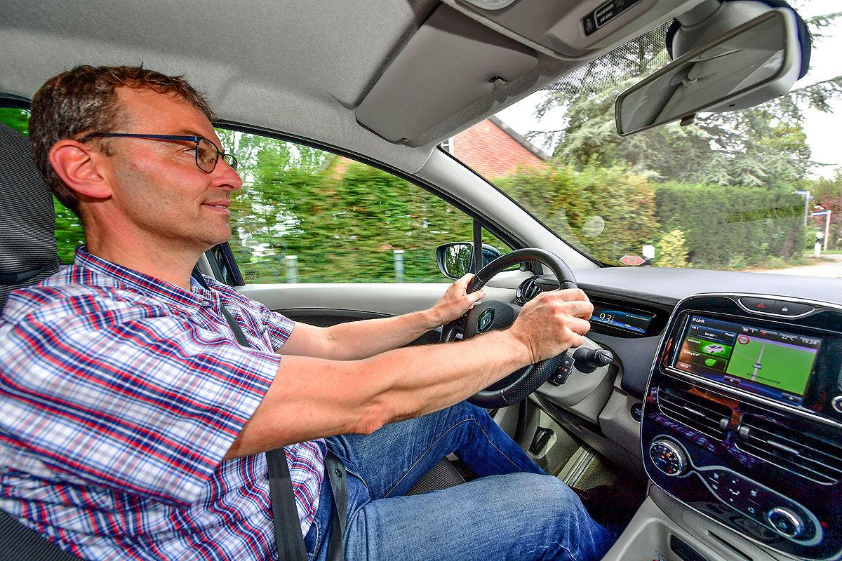 Как ведет себя электрокар Renault Zoe с пробегом 200 тысяч километров 2