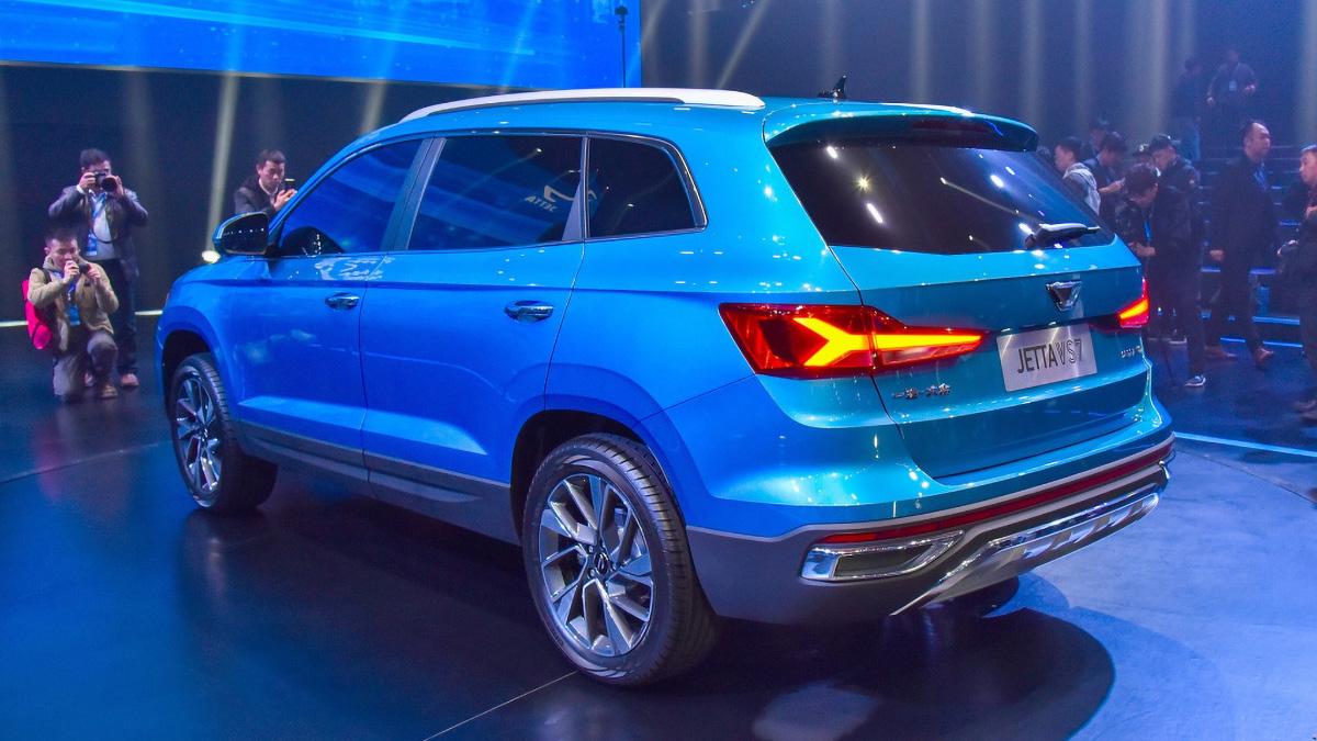 VW создал кроссовер, который больше и вдвое дешевле Тигуана 2