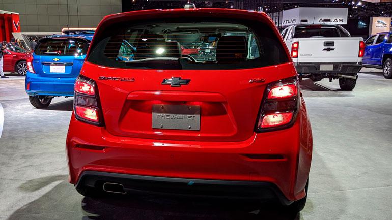 Представлен новый Chevrolet Aveo 2