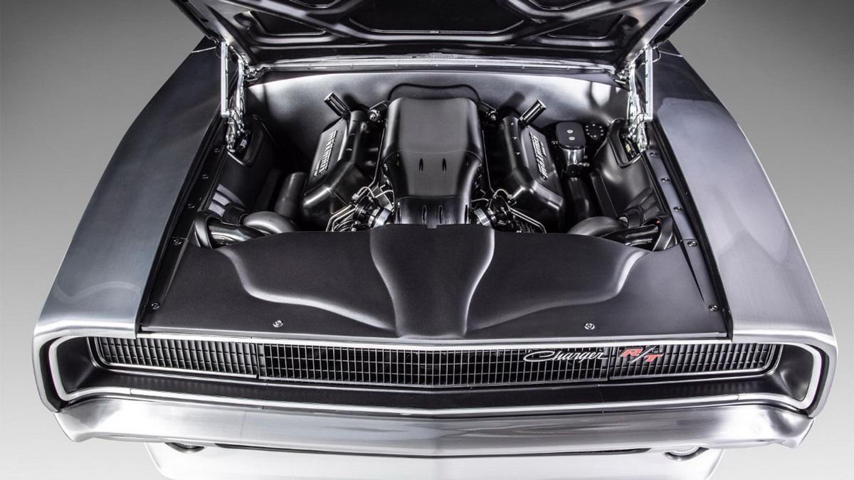2280-сильный Dodge Charger из «Форсажа» выставили на продажу 3