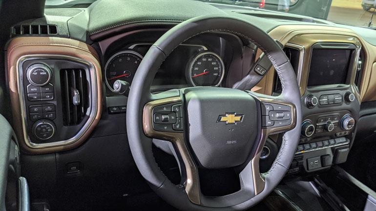 Chevrolet представил обновленный Silverado High Country 3