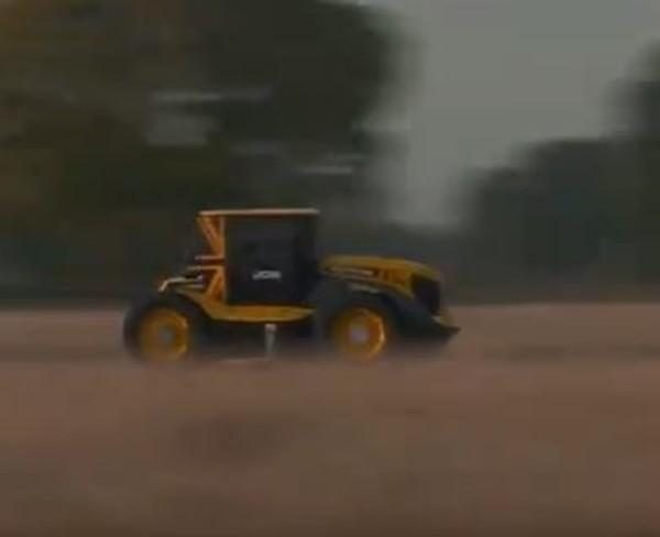 Установлен мировой рекорд скорости на тракторе 1