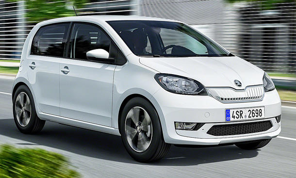 Самый дешевый электромобиль VAG скоро поступит в продажу 1