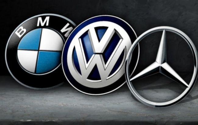 Трех крупнейших автопроизводителей Германии оштрафовали на 100 миллионов евро 1