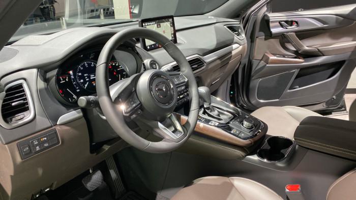 Mazda презентовала обновленный кроссовер CX-9 3