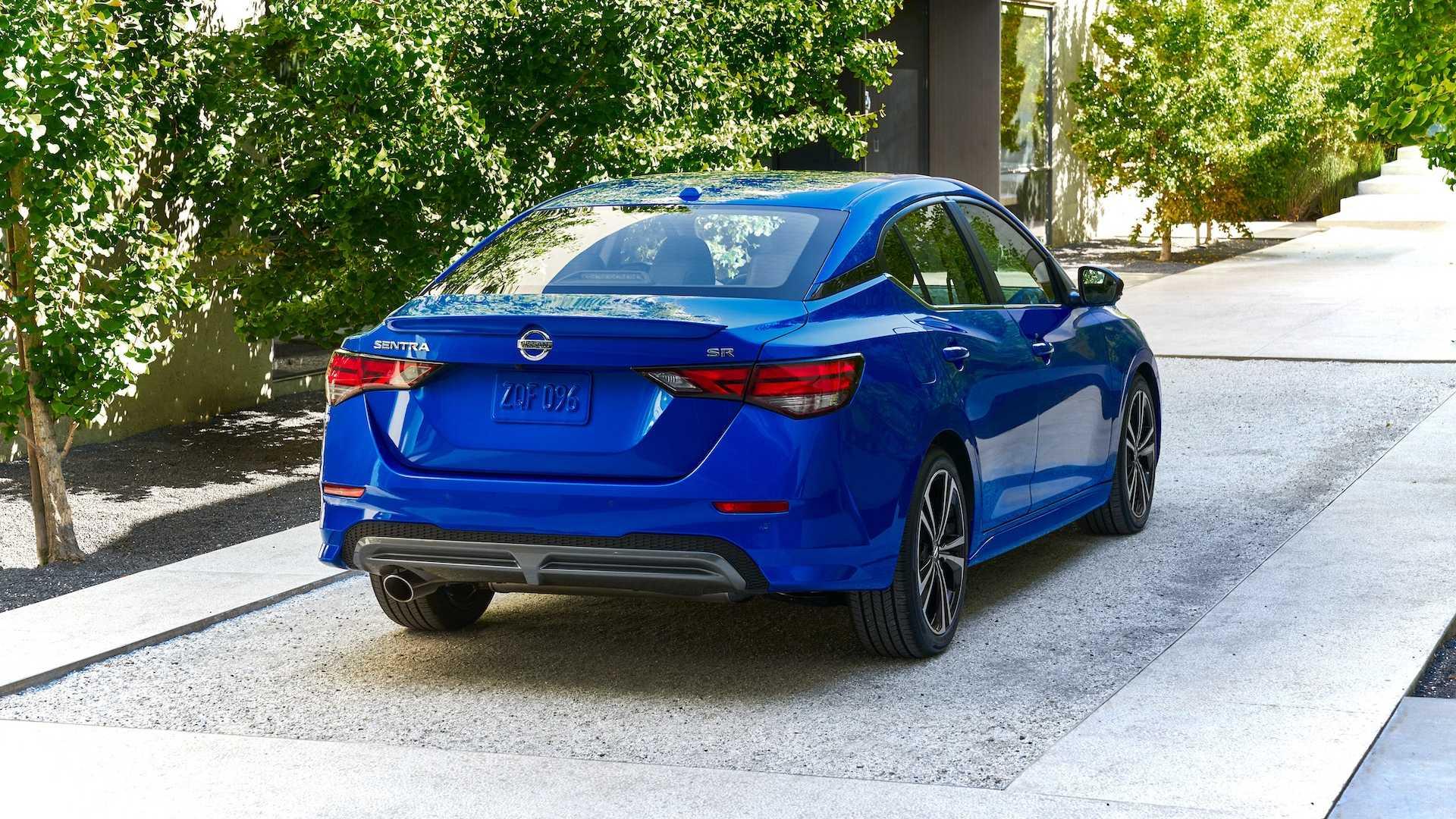 Новый Nissan Sentra: другая платформа и агрессивный дизайн 2