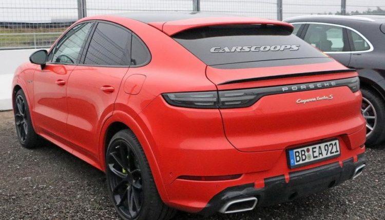 На тестах замечен 800-сильный Porsche Cayenne 1