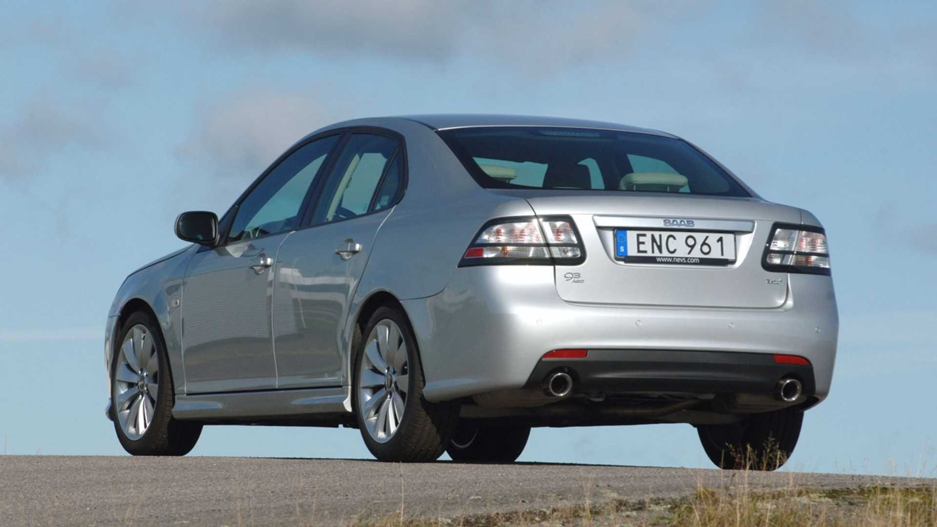 Последний Saab в истории продали на аукционе 2