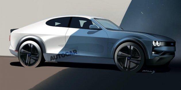 Ford снова намерен возродить спорткар Capri 1