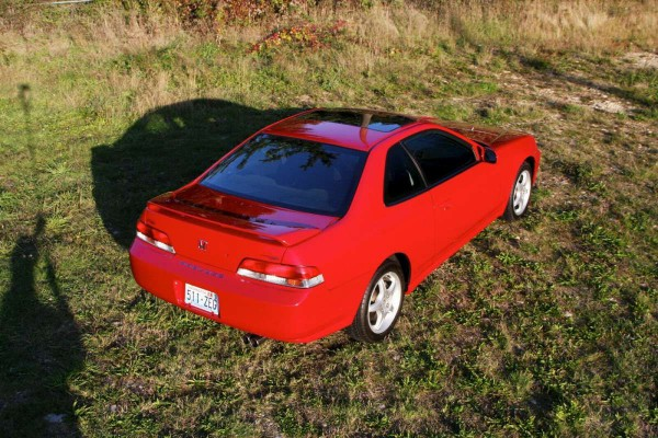 22-летнюю Honda Prelude почти без пробега выставили на продажу 3