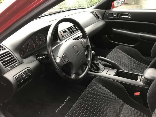 22-летнюю Honda Prelude почти без пробега выставили на продажу 4