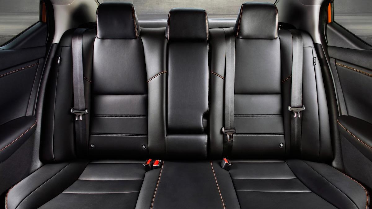 Новый Nissan Sentra: другая платформа и агрессивный дизайн 4