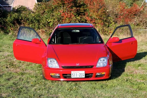 22-летнюю Honda Prelude почти без пробега выставили на продажу 1