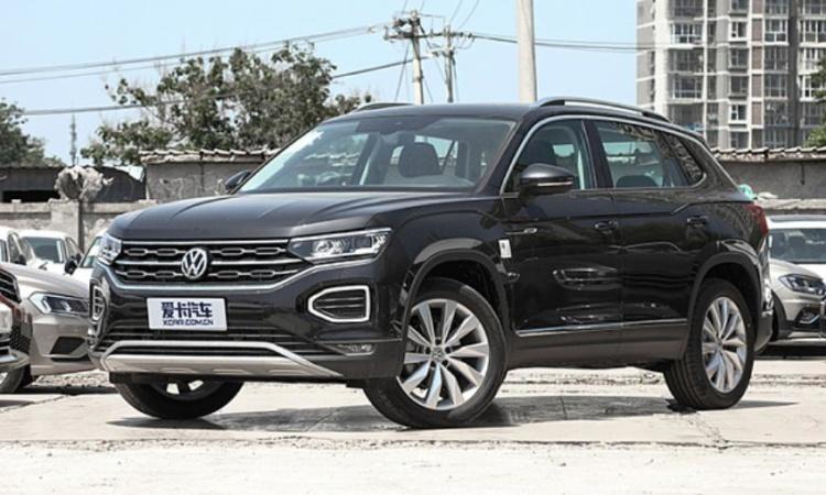 VW Tayron продолжает бить рекорды продаж 1