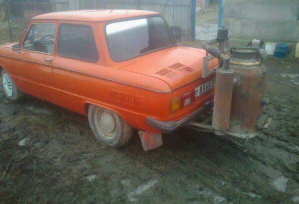 В Украине за гроши продают «Запорожец», который работает на дровах 1