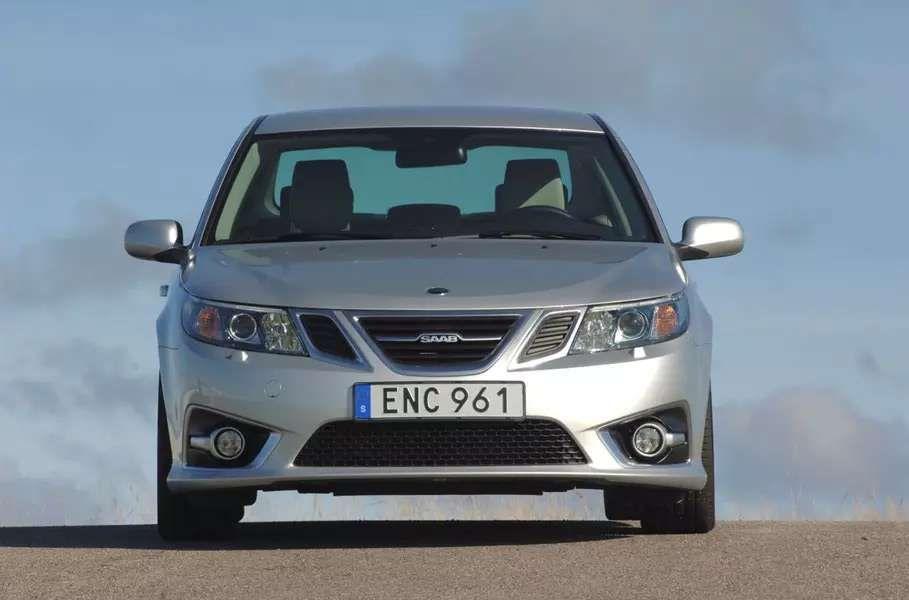 Пятилетний Saab продали по цене нового Prado 1