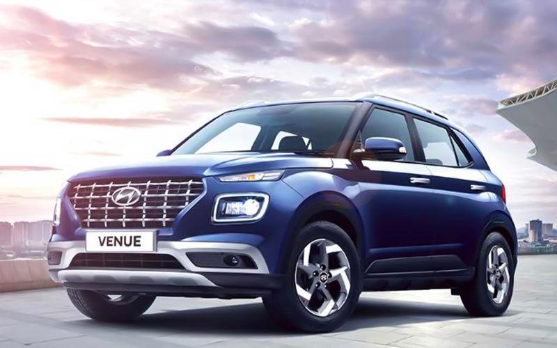 Спрос на самый доступный кроссовер Hyundai превысил предложение 1