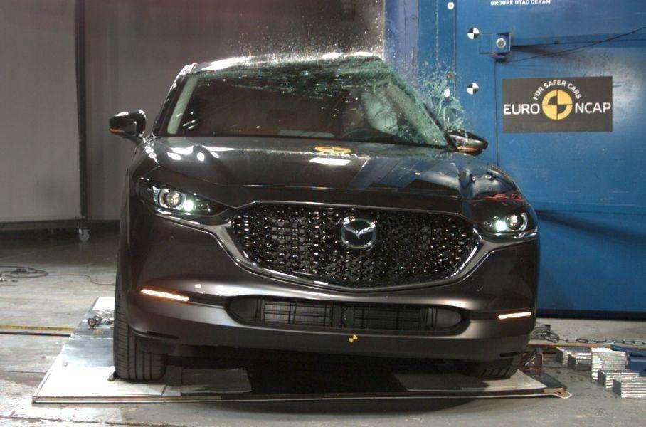 Новый кроссовер Mazda стал самым безопасным автомобилем современности 1