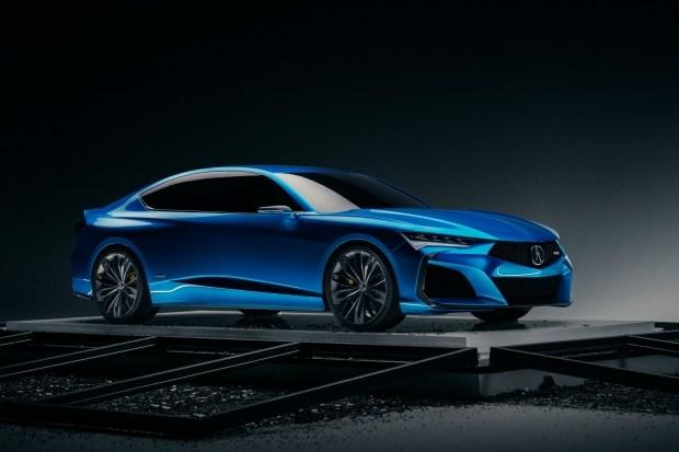 Acura украсила кроссовер RDX карбоном для поднятия настроения 1