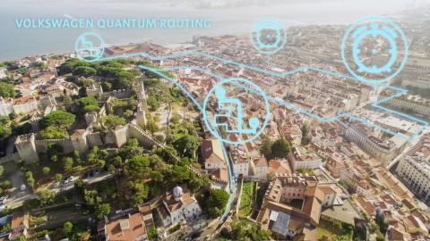 Компания Volkswagen разработала первый в мире квантовый навигатор 1