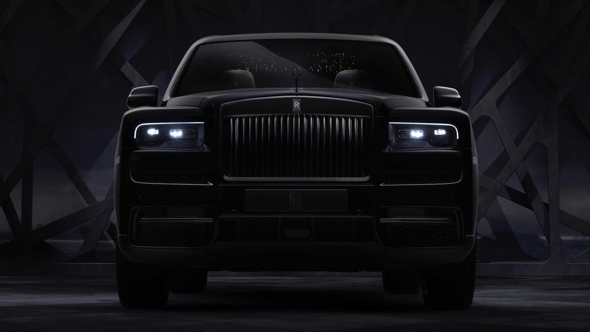 Кроссовер Rolls-Royce стал мощнее и богаче 1