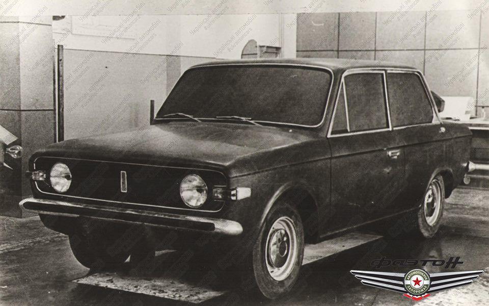 ЗАЗ-961 — уникальный «Запорожец», о котором мало кто знает 1