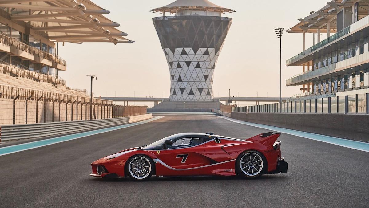 Гоночный Ferrari, который никогда не участвовал в гонках, выставили на торги 2