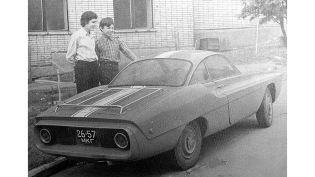В Сети появились фото редчайшего автомобиля ЗАЗ 3