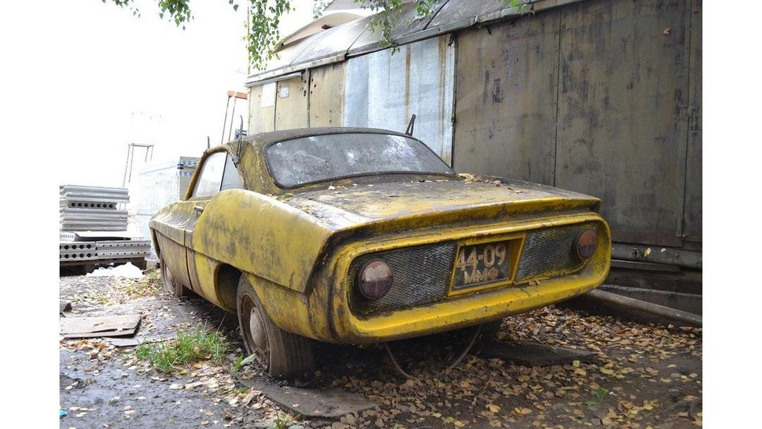В Сети появились фото редчайшего автомобиля ЗАЗ 2