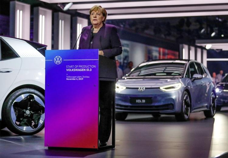 Стартовал серийный выпуск электрокара Volkswagen ID.3 2